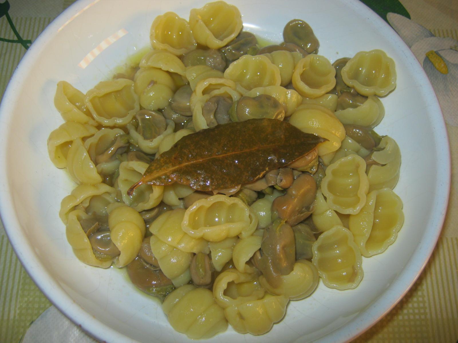 Ricetta pasta con fave fresche for Ricette di pasta