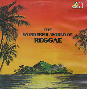 THE WONDERFUL WORLD REGGAE LP