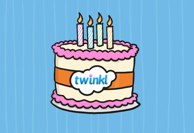 Twinkl birthday