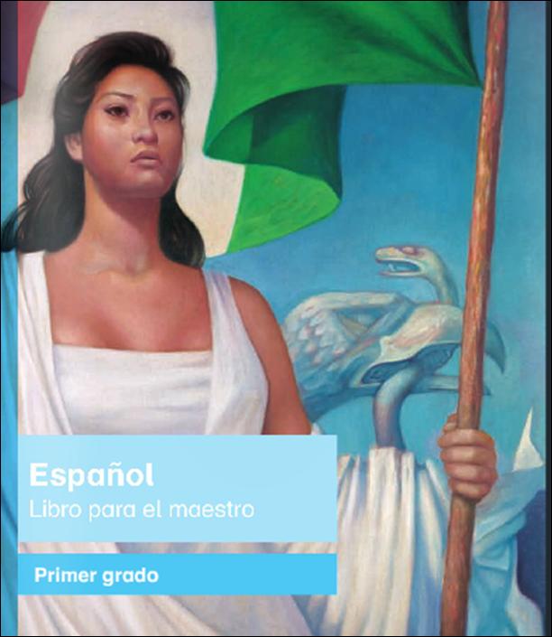 Consultar Libro de Español para el Maestro de Primer Grado 2014 - 2015