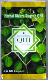 HERBAL BIDARA RUQYAH QHI
