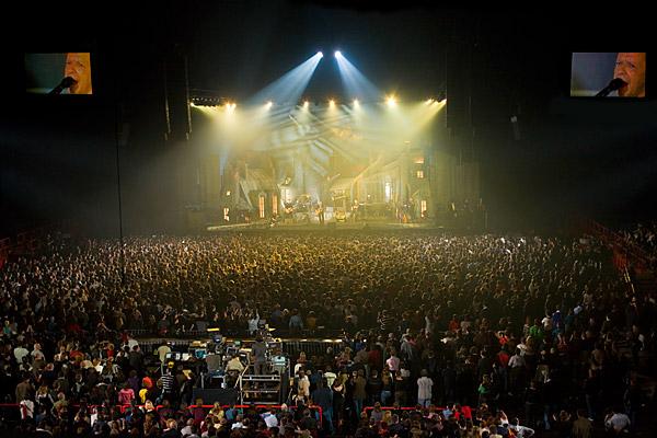 Edrooseo en concert