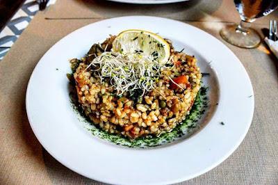 Vegan Paella Vegetalia Barcelona