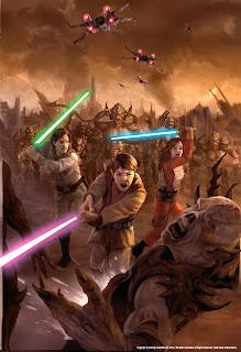 Jacen Solo Jaina Solo and Anakin Solo
