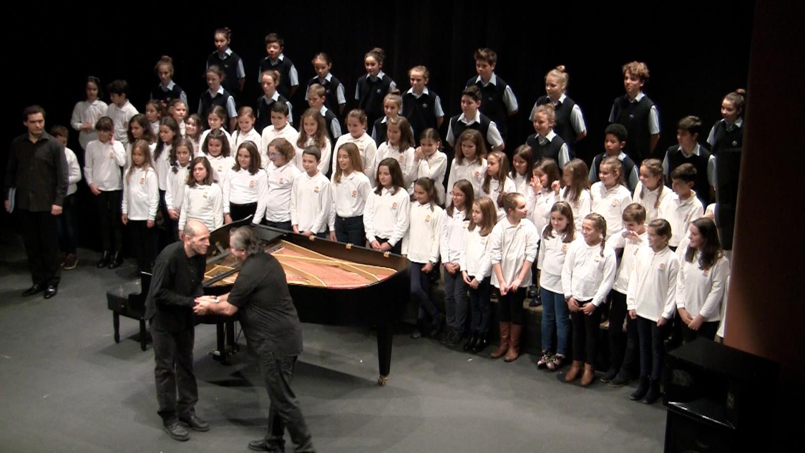 Concierto Coro MA y Les Choristes de Saint Marc