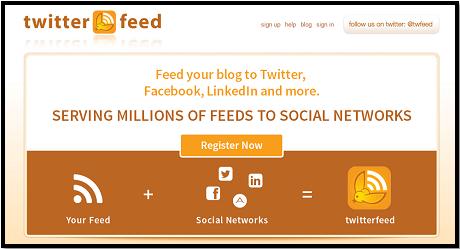 social auto publish