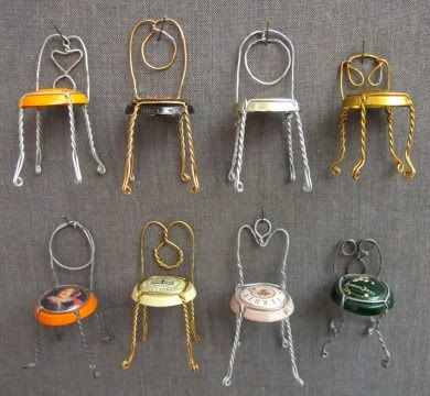 Martha Stewart Champagne Chairs
