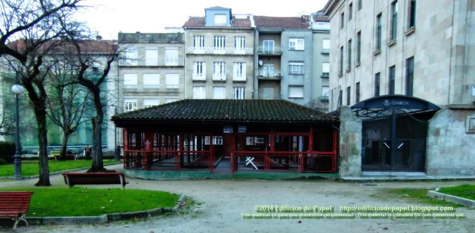 Alameda, Ourense