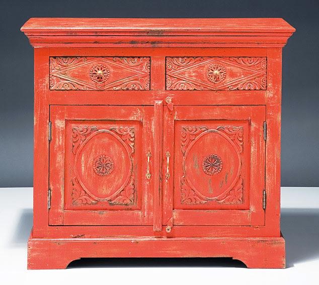 http://www.portobellostreet.es/mueble/21222/Aparador-2-puertas-naranja-Vintage-Taberna