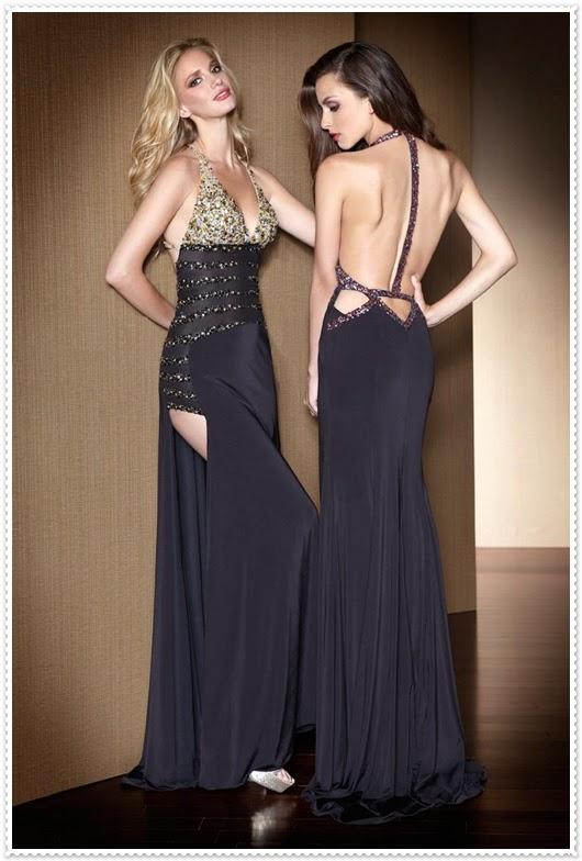 Die schönsten Rückenfreies Abendkleider
