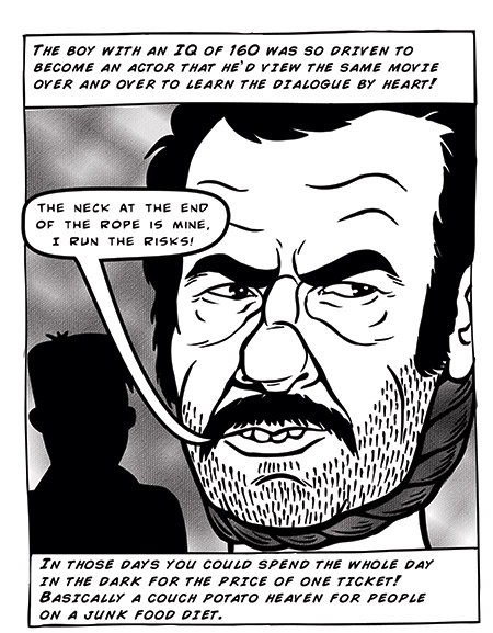 Mondo Tarantino- Eli Wallach
