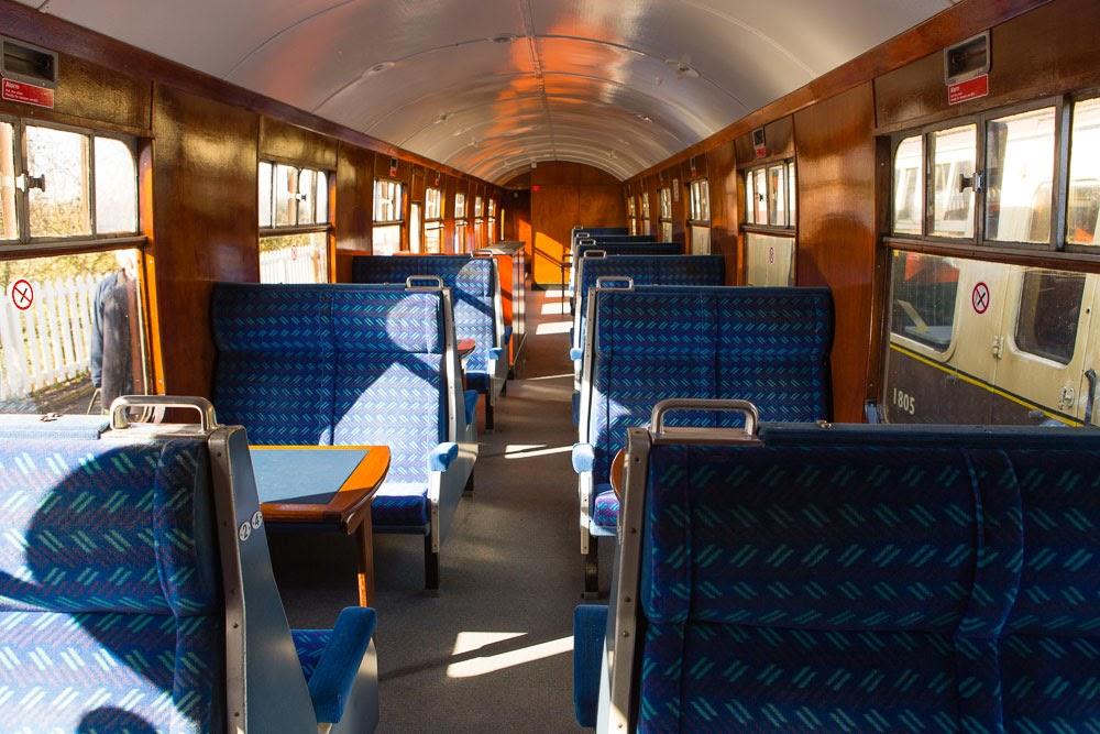 British Rail Mk 1 Standard Open