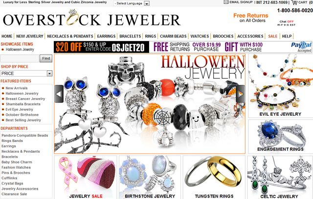 OverstockJeweler.Com - Horoscope Jewelry Gifts
