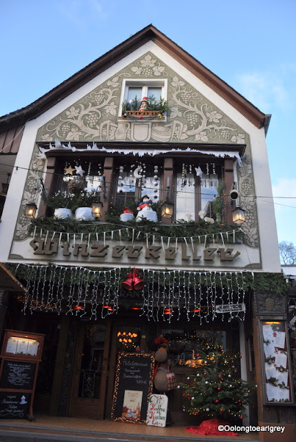 Christmas Market Magic...Rudesheim Germany
