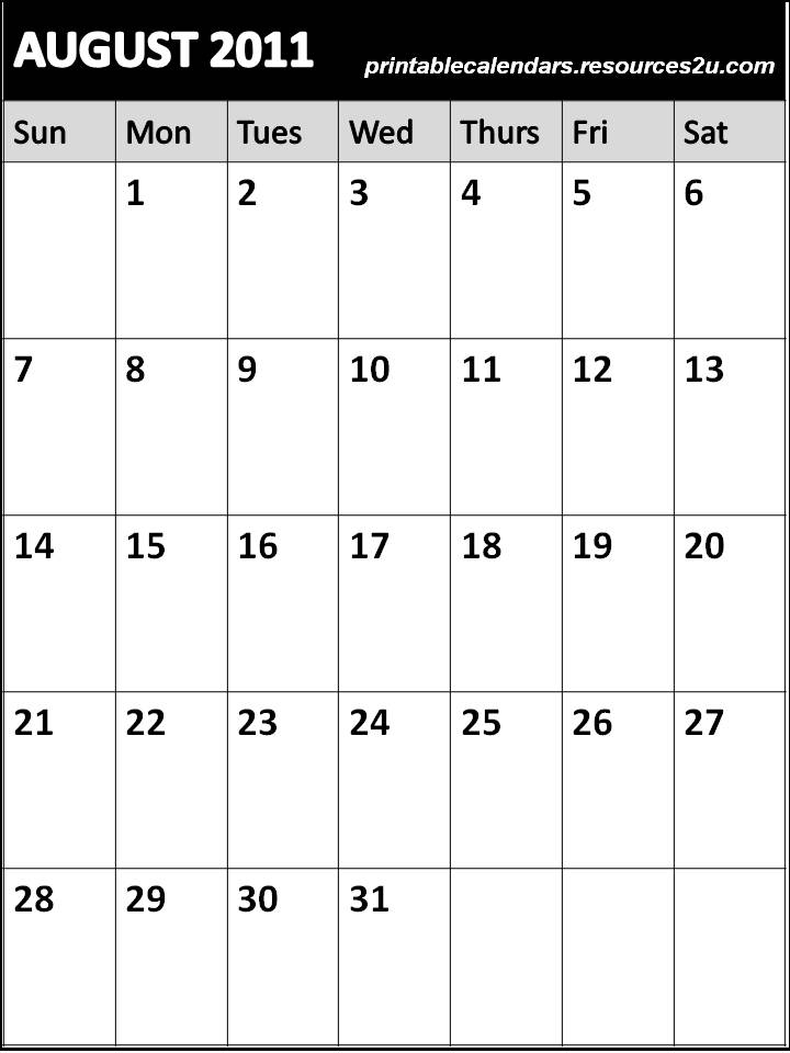 homemade printable calendars 2011 download free homemade calendars