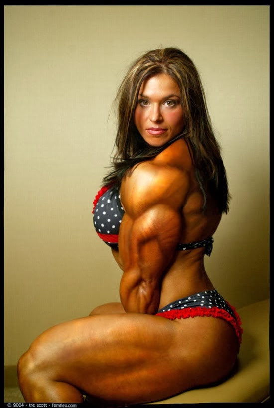 Tottaly Cool Pix: Amazing Muscular Women Photography