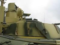 Машина 9П157-4 управления батареей ракетного комплекса 9К123 «Хризантема-С»