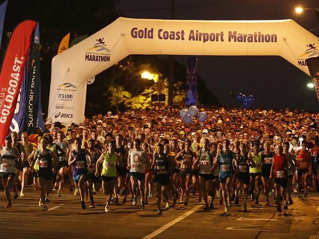 what to wear in gold coast marathon