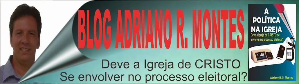 blog Adriano  R. Montes