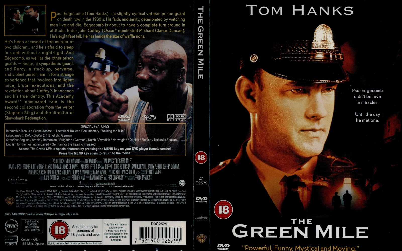 the green mile american drama film Cinema and television movies drama movies the green mile the green mile mcq the green mile mcq multiple-choice.