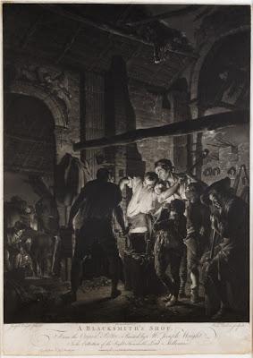 Blacksmith, David Gurganus