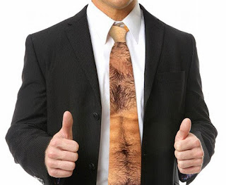 Corbata molona