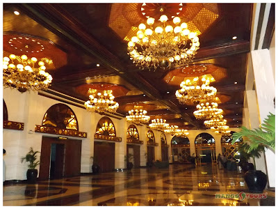 Mango Tours Manila Hotel functions/events hall