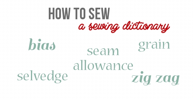 A sewing dictionary via Randomly Happy