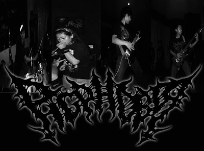 Pig Phobia Band Technical Death Metal Female Vocal Cimahi Bandung Foto Images Artwork Logo Wallpaper