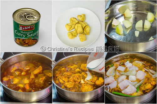 How To Make Malaysian Curry Fish