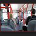 بينما أنا في الحافلة و خلفي ثلاث فتيات جميلات