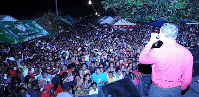"""Finalizan con éxitos """"Fiestas Patronales Arroyo Cano 2013"""""""