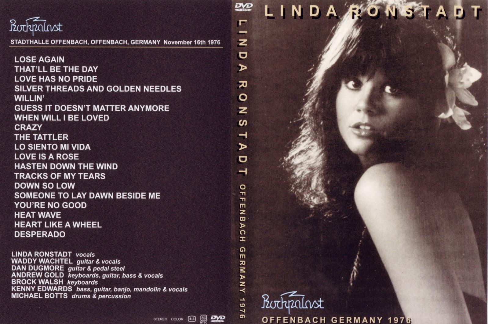 Linda ronstadt legs