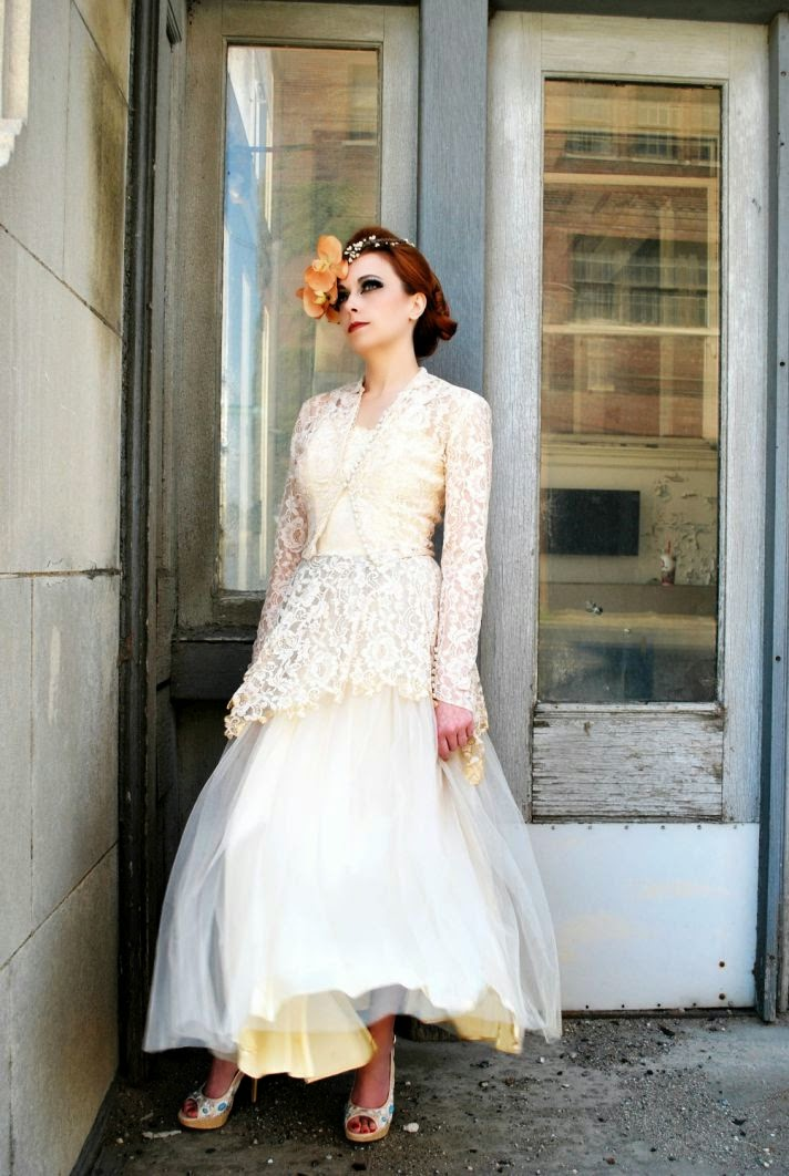 Gucci Fashion Trends 2016: Divine Vintage Bridal Gowns