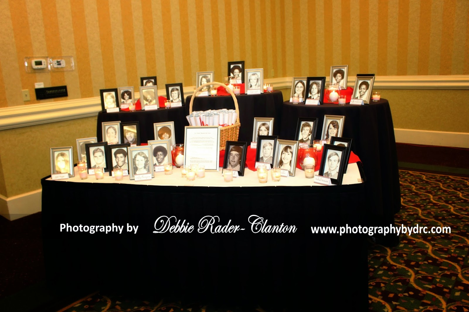 Class Reunion Memorial Table Ideas 1000 images about class reunion on pinterest reunions a website and to miss The Class Of 1974 Had A Great Turn Out Of Classmates That Came For The Reunion Laughter And Hugs Filled The Air As People Arrived The Tables Were