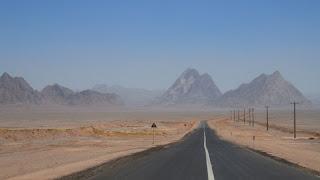 desierto iran