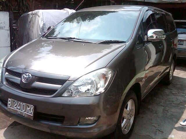 Toyota Kijang Innova 2008 Matic