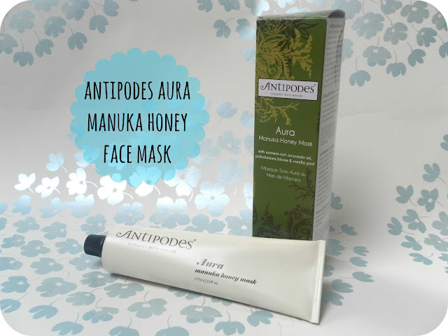 A picture of Antipodes Aura Manuka Honey Face Mask