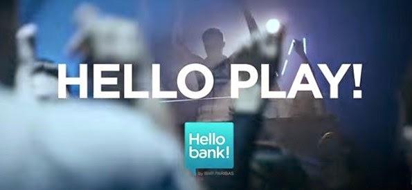 Hello play! Hello bank!