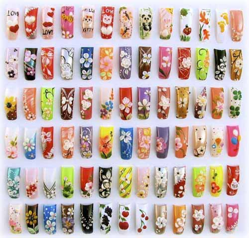 The Astonishing Simple gel nail designs Images