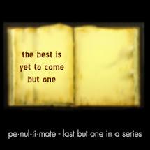 penultimate poet