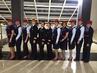 Tripulación de Aeroméxico