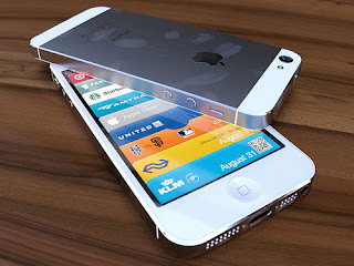 Review Spesifikasi Smartphone iPhone 5