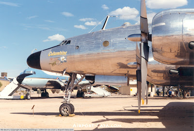 aeronaves - Davis-Monthan AFB - o maior cemitério de aeronaves do mundo  AMARC+-+Aircraft+at+Pima+Museum