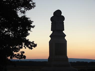 106th Pennsylvania Monument at Gettysburg