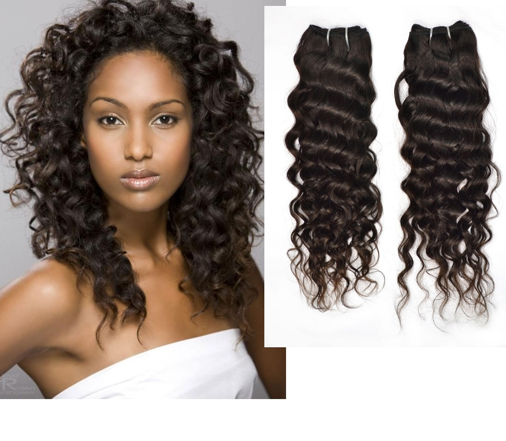 Brazilian hair and models