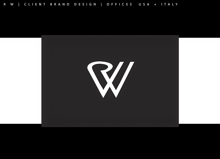 RW Brand design | Gardner Keaton Design Studio
