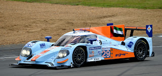 Gulf Racing Middle East Lola B12/80 Coupe Nissan Snyper n&#176;29