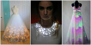 LED Dresses: New LBDs?