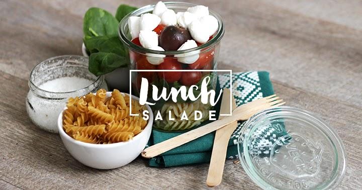 blog cuisine diy bordeaux bonjour darling anne laure salade emporter pour le d jeuner. Black Bedroom Furniture Sets. Home Design Ideas